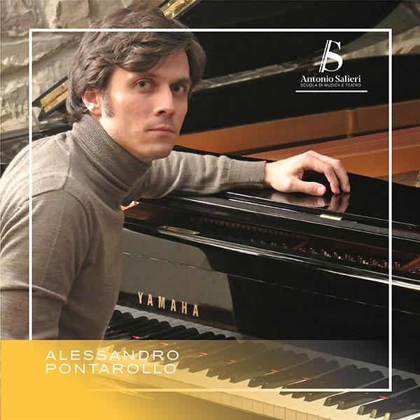 Alessandro Pontarollo Insegnante di Pianoforte