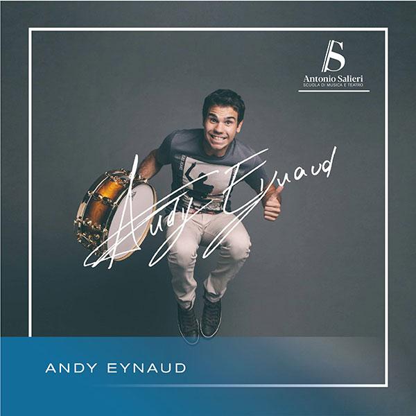 Andy Eynaud Insegnante di Batteria