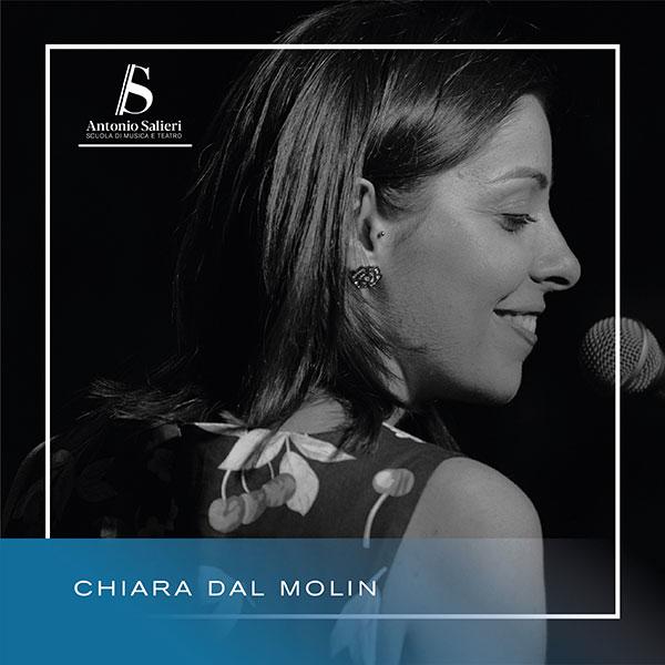 Chiara Dal Molin Insegnante di Canto