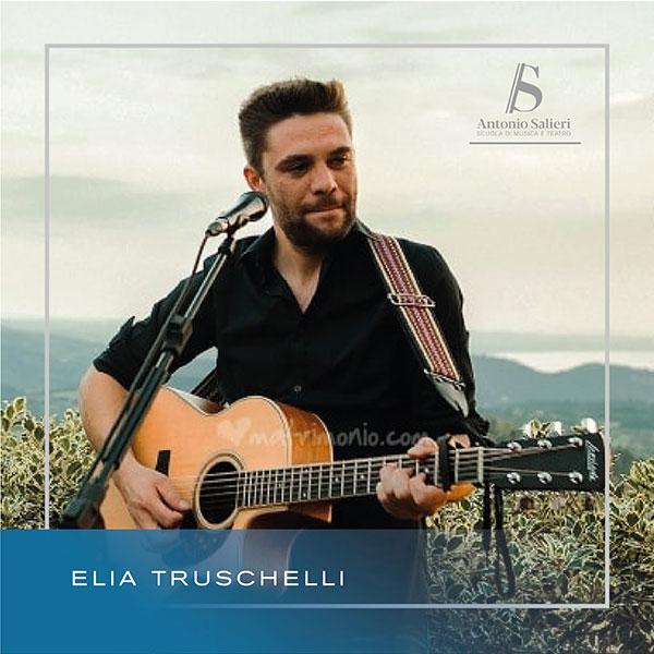 Elia Truschelli Insegnante di Canto Moderno