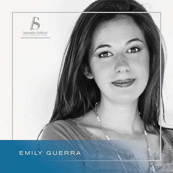Emily Guerra Insegnante di Canto Moderno