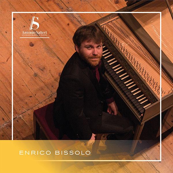 Enrico Bissolo Insegnante di Pianoforte