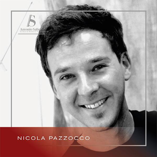 Nicola Pazzocco Insegnante di Recitazione Teatro