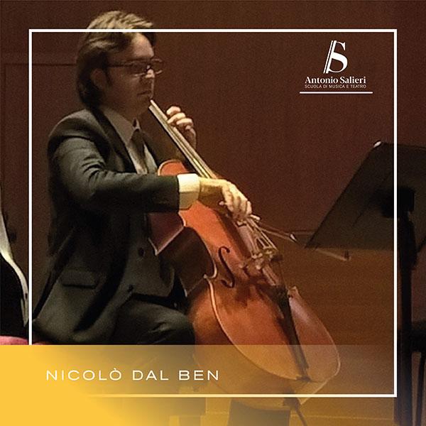 Nicolò Dal Ben Insegnante di Violoncello
