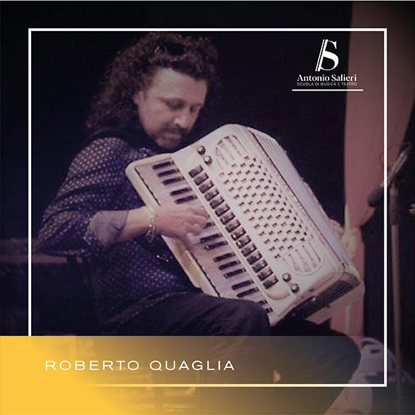 Roberto Quaglia Insegnante di Fisarmonica