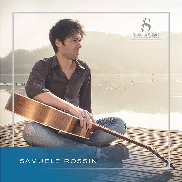 Samuele Rossin Insegnante di Coro Moderno
