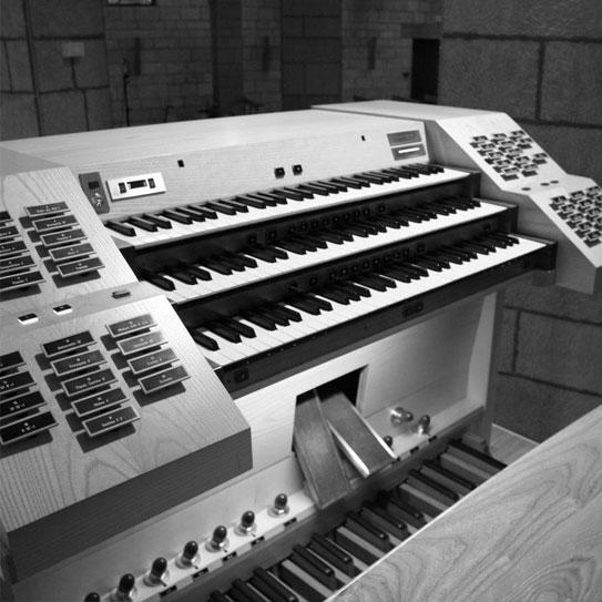 Corso di Organo alla Scuola di Musica e Teatro Antonio Salieri Caselle di Sommacampagna Verona