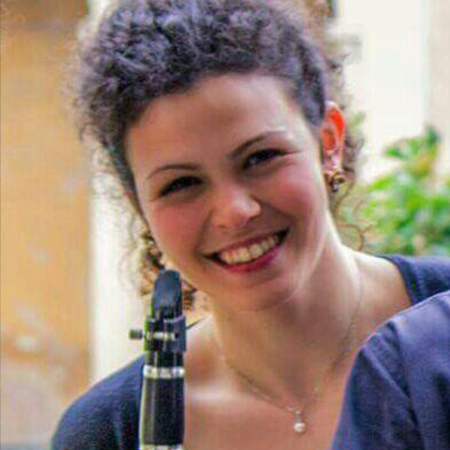 Isabella Alberti Insegnante di Clarinetto