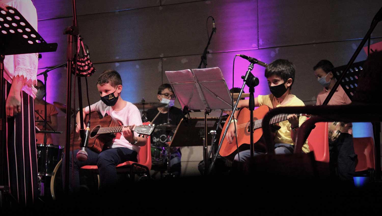 Saggio di Musica Scuola Antonio Salieri Sommacampagna Verona