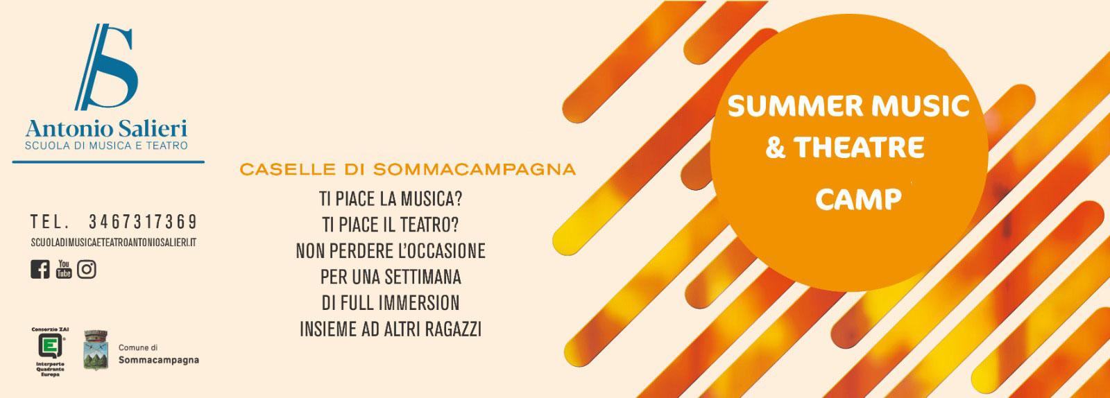 Summer Camp Scuola Salieri